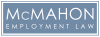 McMahon Law – Employment Law Specialists Logo